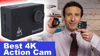 I know, there are hundreds of 4k action cams out there, but this deal takes the cake! ↓↓ see below for link today - top cam...