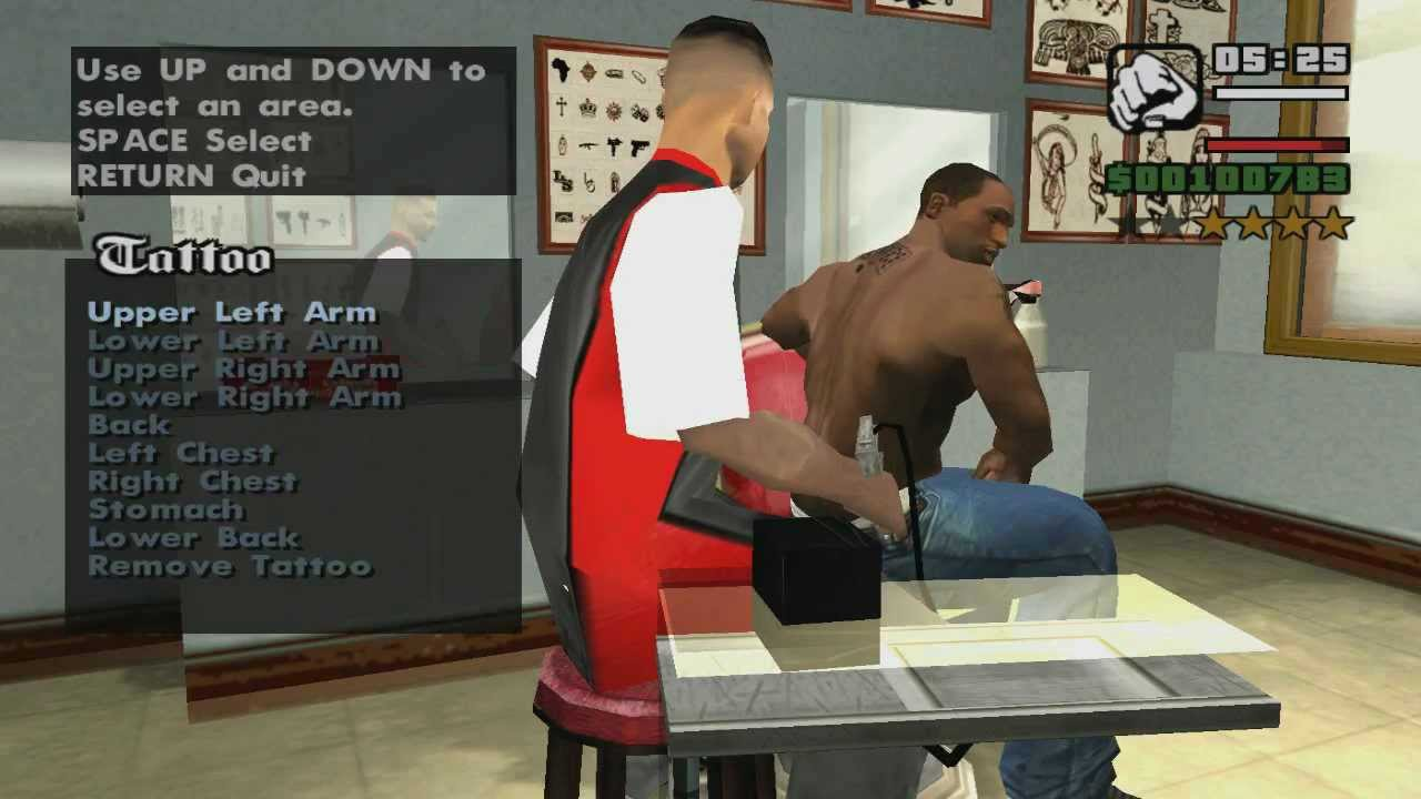 How to sex in san andreas
