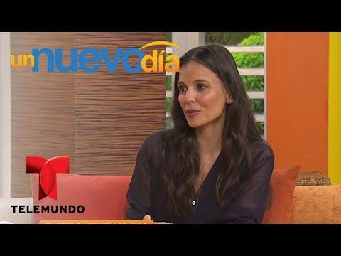 """¡Elena Anaya nos cuenta todo sobre """"Wonder Woman""""!  Un Nuevo Día  Telemundo"""