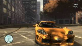 GTA 4 PC GAMEPLAY GTX 280 E8600@4.5GHz