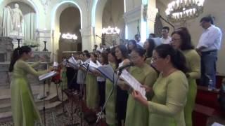 Khúc Cảm Tạ | Ca Đoàn Đồng Tâm VCTD Sài Gòn | Thánh Lễ Bế Mạc Hội Đồng Giám Mục VN