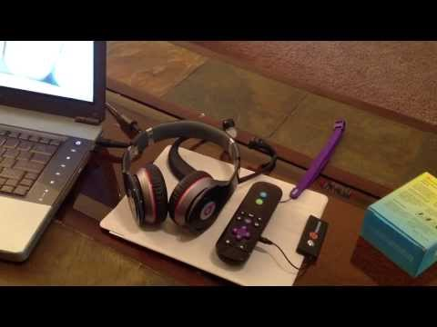 BLUETOOTH WIRELESS TRANSMITTER - YouTube