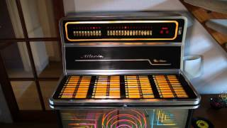 Jerry Lee Lewis  High School Confidential Played on the Wurlitzer Atlanta `79 Juke Box