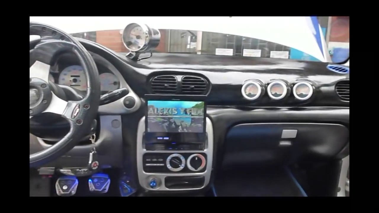 Hyundai Accent 1998 Personalizado Youtube