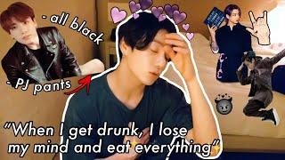Jungkook being the Gen Z ICON | funny, relatable moments of JK's Gen z behavior