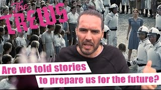 Are We Told Stories To Prepare Us For The Future? Russell Brand The Trews (E345)