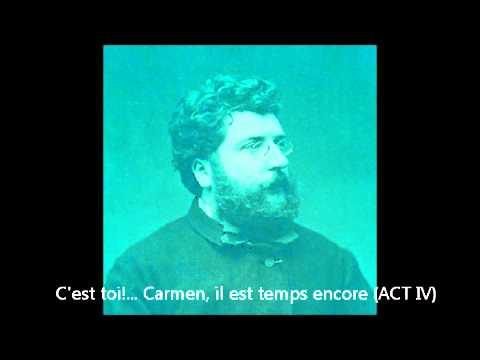 Carmen - ACT IV (Part 2) - Ángeles · Gedda · Beecham