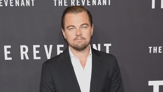 Leonardo DiCaprio Explains Why He