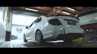 видео Тюнинг Mercedes C-class