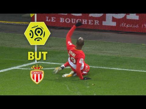 But Djibril SIDIBE (4') / AS Saint-Etienne - AS Monaco (0-4)  / 2017-18