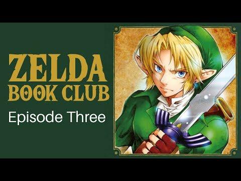 Zelda Book Club - Episode 3