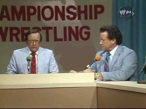 CWF Florida Championship Wrestling 6/29/85