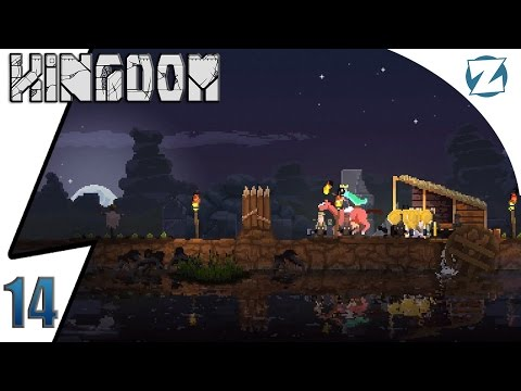 Kingdom Gameplay - Ep 14 - Gold Overflow - Let's Play