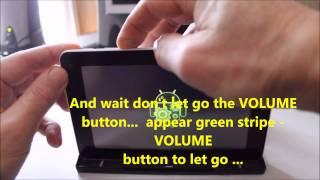 Huawei MediaPad 7 Lite - make Hard Reset