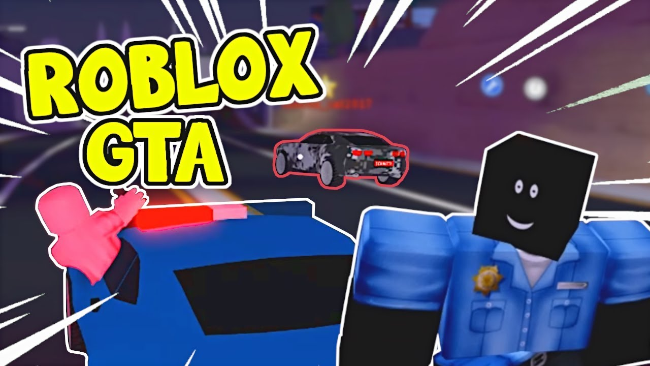 Gta Showcase Roblox Roblox Mad City Best Cop Roblox Gta Youtube