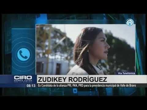 """""""Lo que más quiero es regresar"""": Zudikey Rodríguez denuncia que amenazas continúan tras elecciones"""