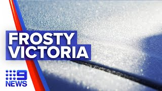 Melbourne experiences coldest night in decade
