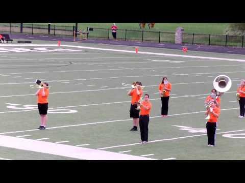 HU Athletic Band Half Time Led Zepplin Tribute