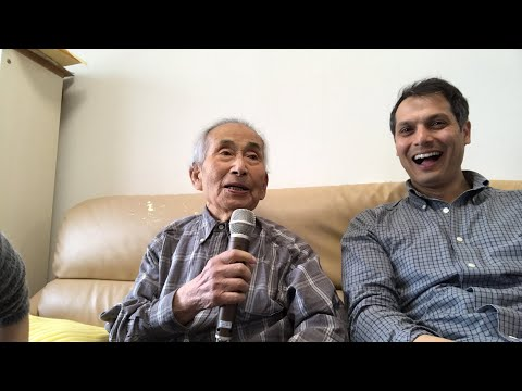 Mr Seiichi Sings Karaoke | Enka Time