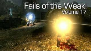 Fails of the Weak - Volume 17 - Halo 4 - (Funny Halo Bloopers and Screw Ups!)