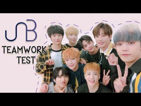 "[ENG SUB] UNB ""Teamwork Test"""