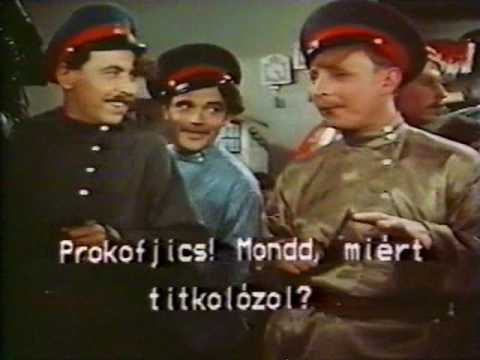 Csendes Don 1957 (Feliratos )1 rész. Тихий Дон