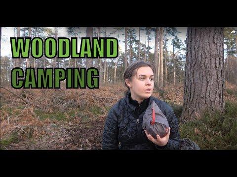 3 Day Woodland Camp Trip