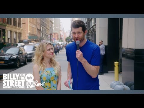 Billy on the Street with REESE WITHERSPOON!!!