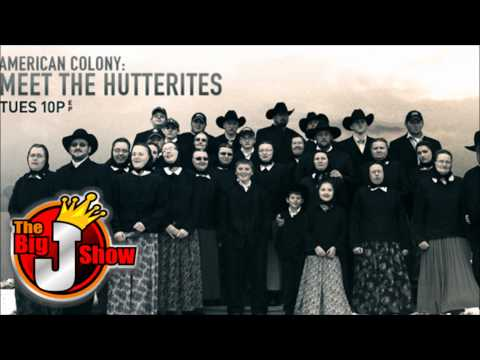 American Colony: Meet The Hutterites - Jeff Collins Interview
