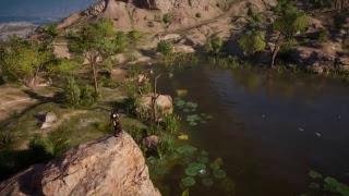 Letsplay Assassins Creed Orginis  (Deutsch) (HD) (PS4) Part 36 Mit Davide Bari