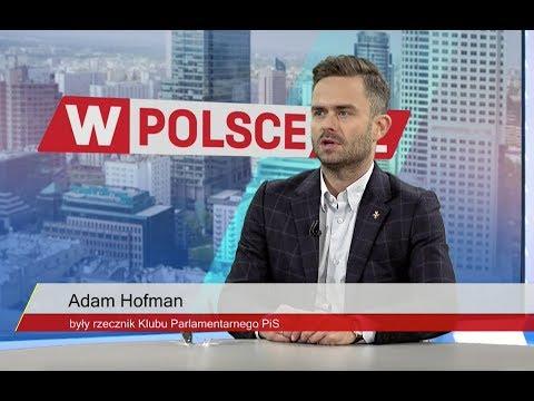Hofman: Jarosław Kaczyński będzie ostatnim premierem PiS