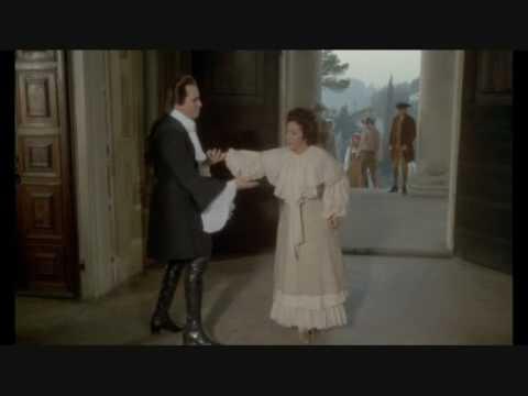 Don Giovanni, Mozart - Losey - LA' CI DAREM LA MAN...