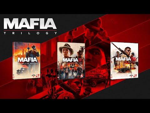 Mafia Definitive Edition Trilogy comparison |