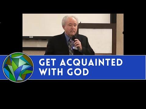 Getting Acquainted with God | Joel Hemphill