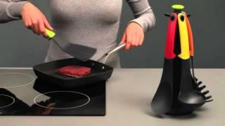 Joseph Joseph Elevate™ - видеообзор коллекции кухонных принадлежностей(Купить кухонные принадлежности Elevate™ от Joseph Joseph вы можете здесь: http://goo.gl/q01vxy. Joseph Joseph Elevate™ - серия кухонных..., 2015-12-23T16:37:41.000Z)