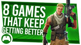 8 Great Xbox Games That Keep Getting Better Since Launch