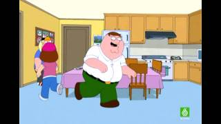 Peter Griffin le tira pedos a Meg