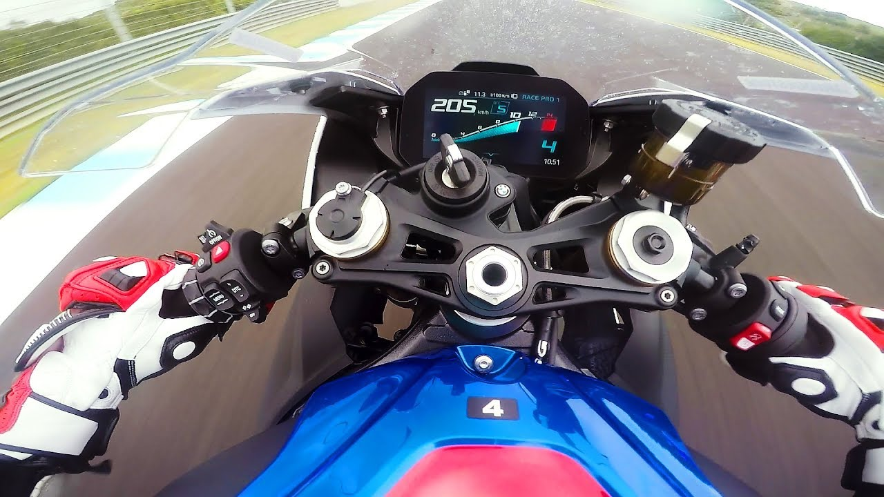 2020 bmw s1000rr raw laps at jerez circuit
