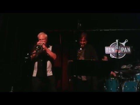 Julius Pittman & the Revival ~ Soul Enforcement Horns