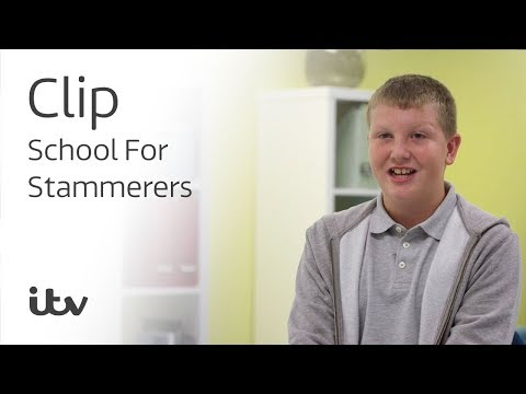 School For Stammerers  The Stammerers Face Their Fears on the First Day   ITV