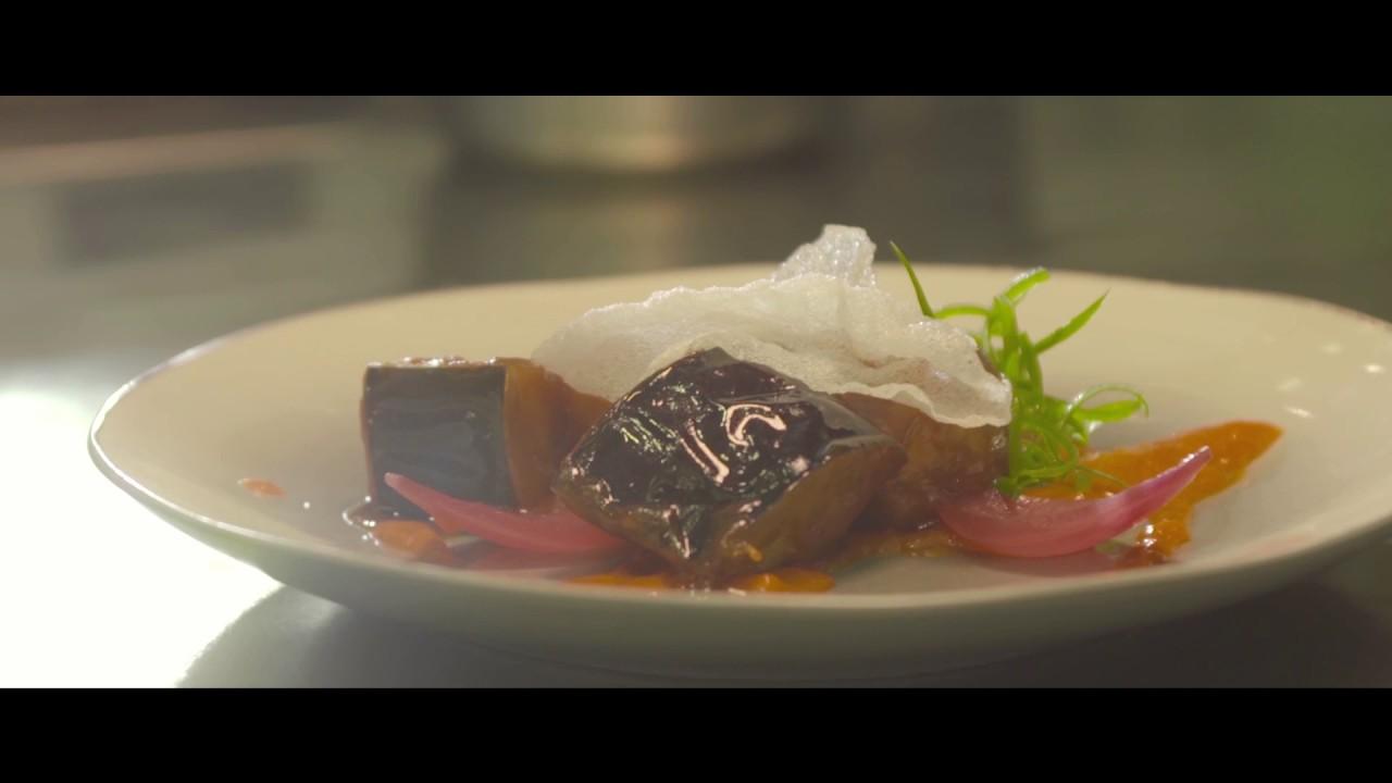 Kuchnia Asian Fusion W Warszawskiej Restauracji Shoku Youtube