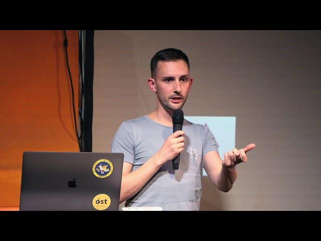 OST: progress presentation on Mosaic- 1 by Benjamin Bollen