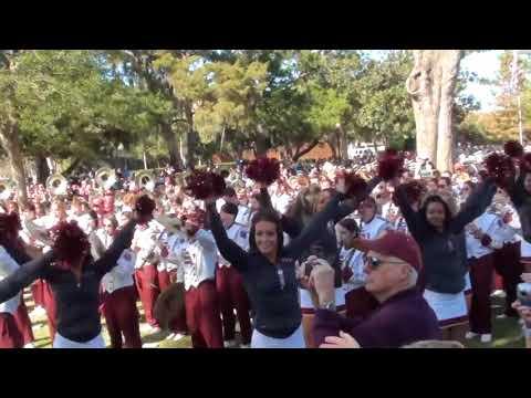 War Chant Live - FSU Marching Chiefs