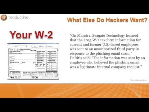 CEO Fraud - Easy Money for Hackers
