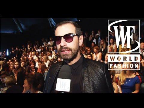 Front Row John Richmond Spring-Summer 2015 Milan Fashion Week