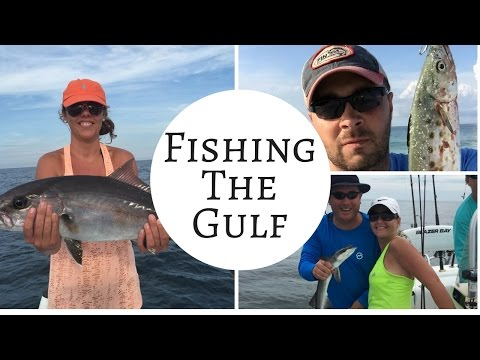 Beach Fishing on Pensacola Beach Florida