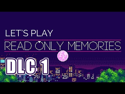 Endless Christmas DLC! - Read Only Memories EX - Part 1 - Let's Play Gameplay