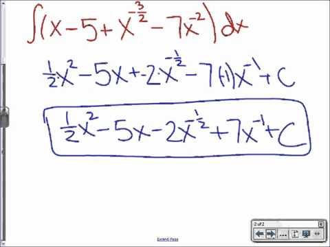 4.1b AP Calculus AB
