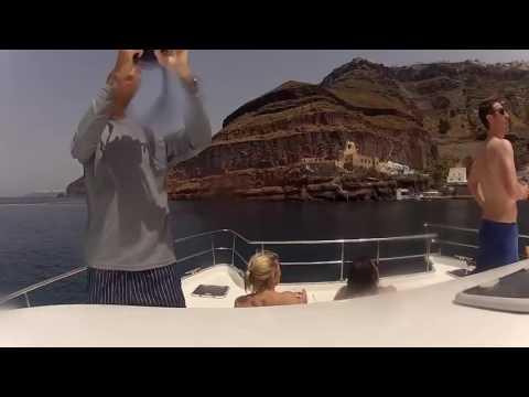 Travel Guide Santorini Sailing Santorini, Greece