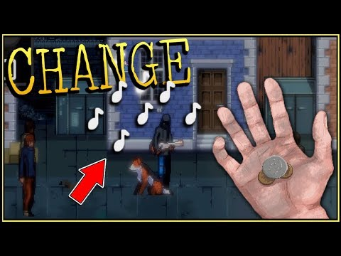 HOMELESS SURVIVAL - DOGE n' GUITAR FOUND! - Change: A Homeless Survival EP 6